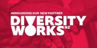 Diversity Works New Zealand and Diversity Agenda Announce Formal Partnership
